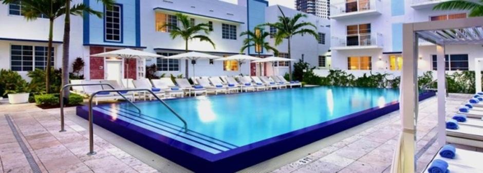 Pestana South Beach Art Deco, Miami-from £769 pp