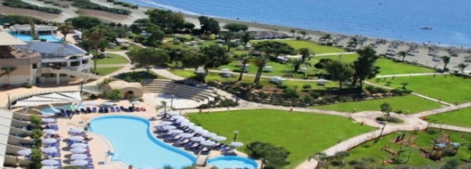 St Raphael Resort & Marina, Limassol-from £609 pp
