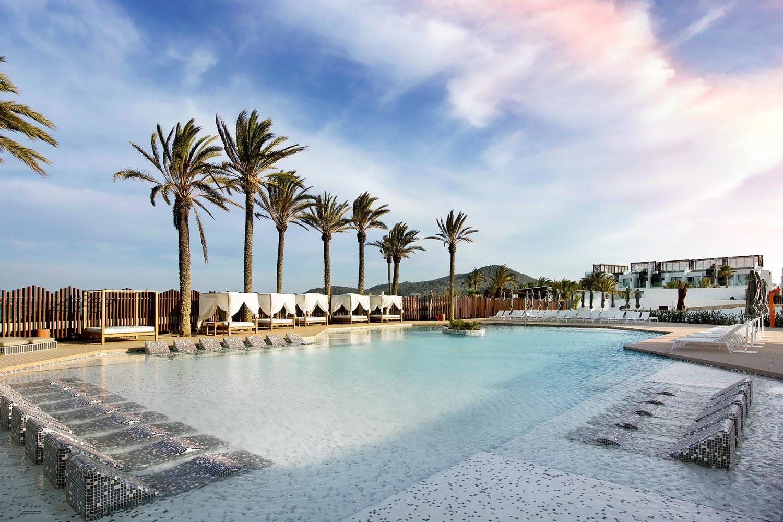 Five-star Hard Rock Hotel, Ibiza