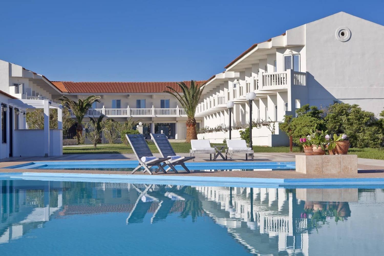 Chryssana Beach Hotel, Crete