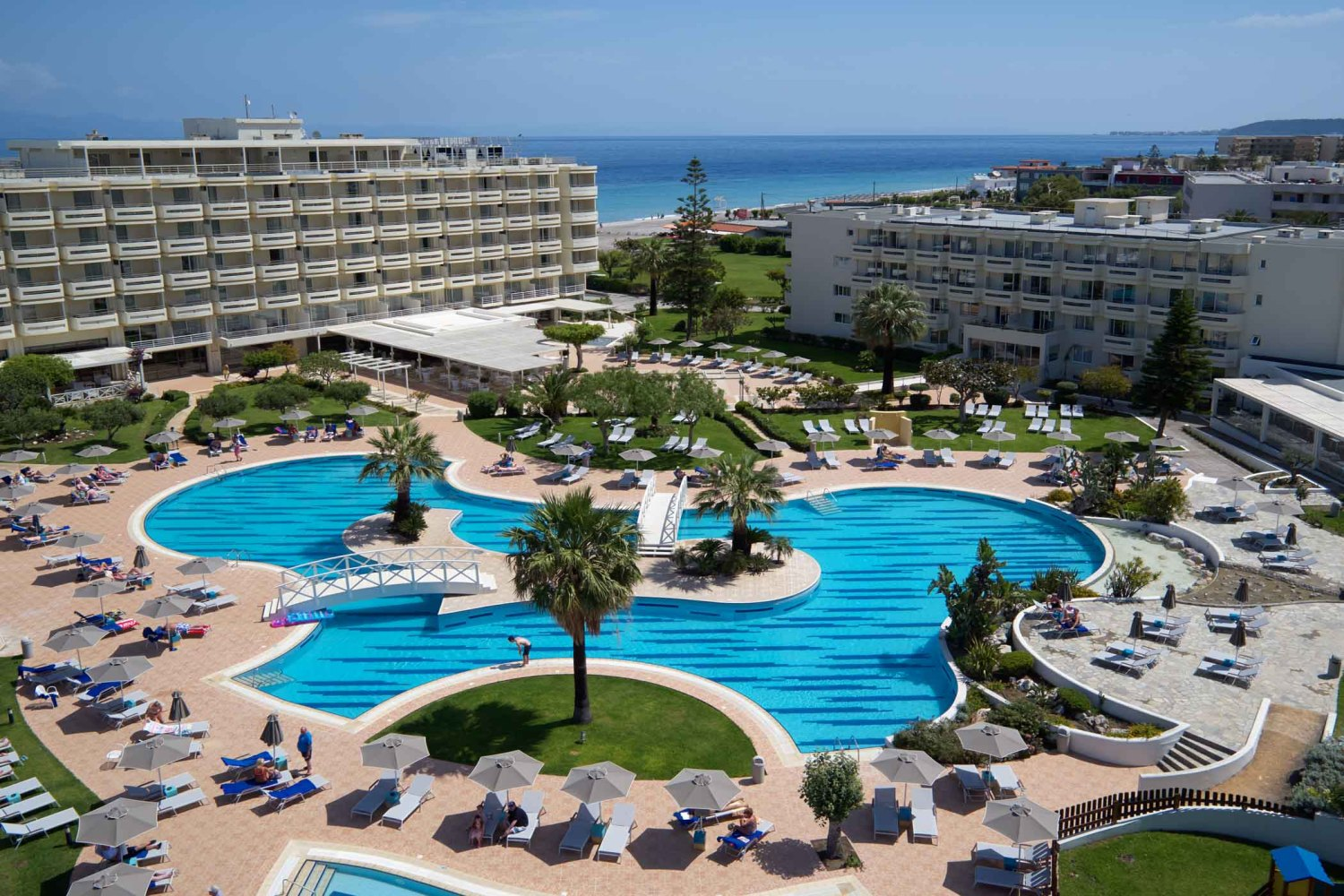 Five-Star Electra Palace, Rhodes