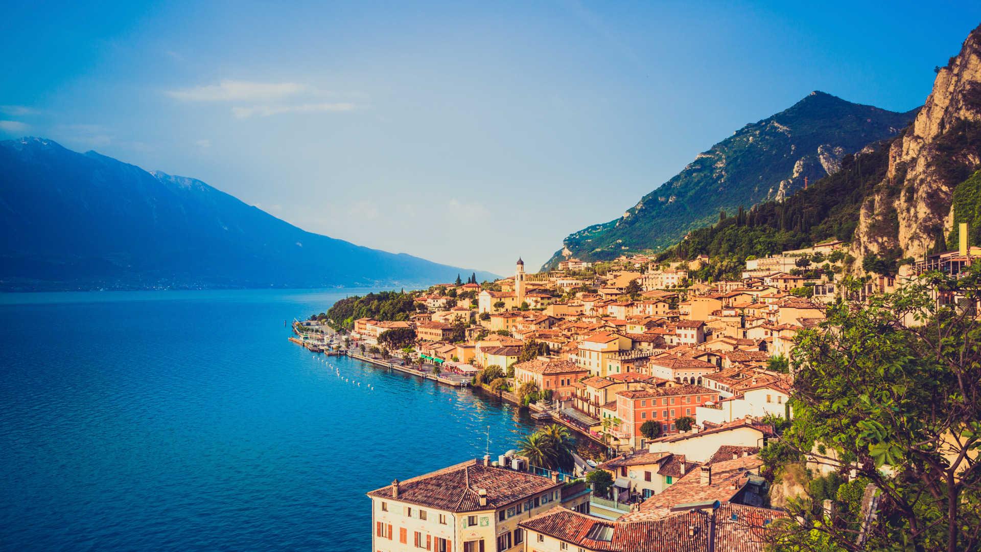 Hotel Alfieri, Lake Garda