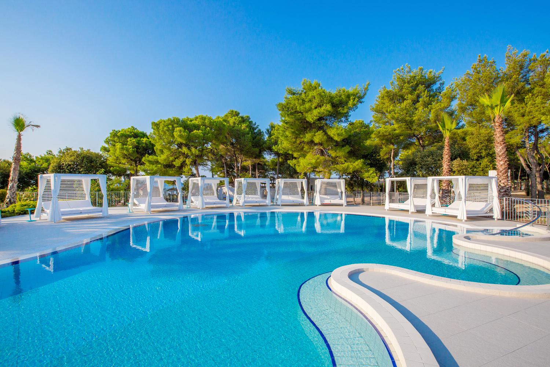 Solaris Hotel Jure, Sibenik croatia