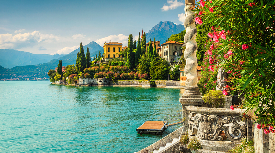 Lake Como - 5 Nights 3* All Inclusive Break