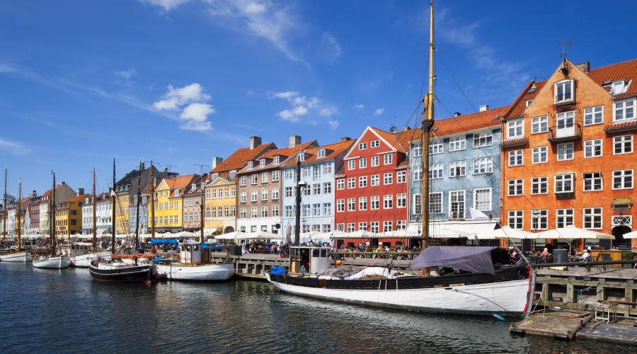 4* Copenhagen Break With City Tour