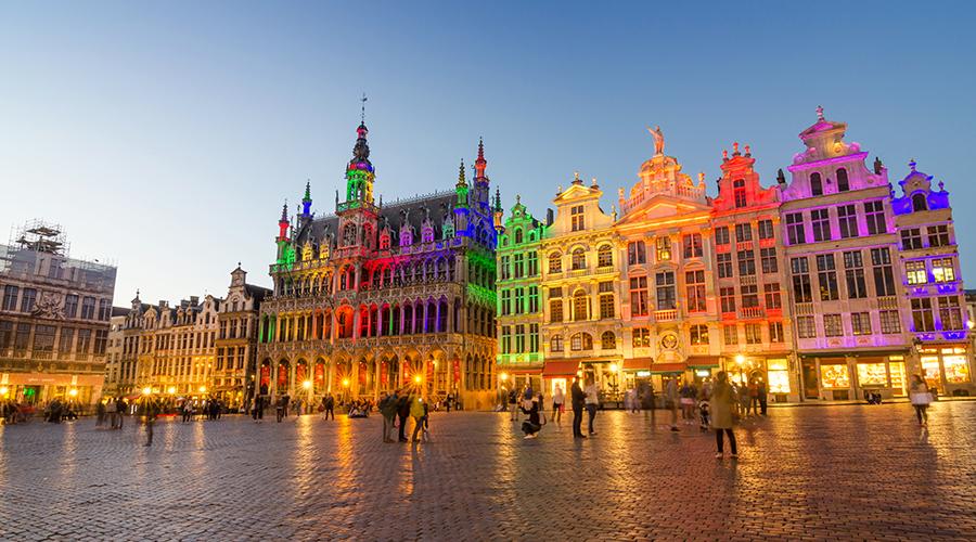 3* Brussels City Break