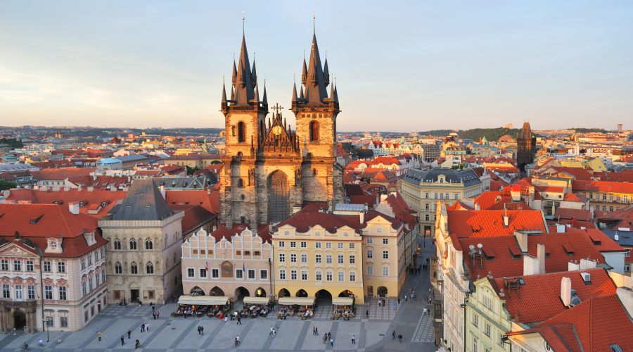 4* Prague Valentines Day Escape