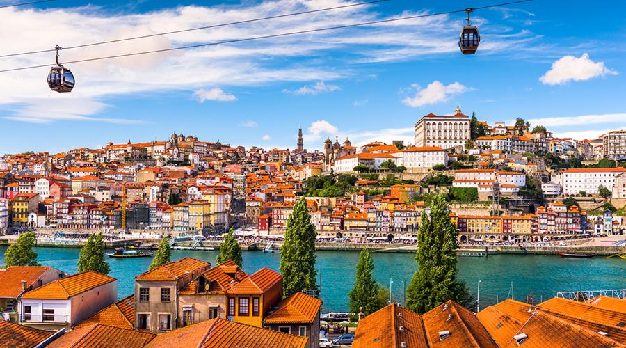 4* Porto Valentines Day Escape