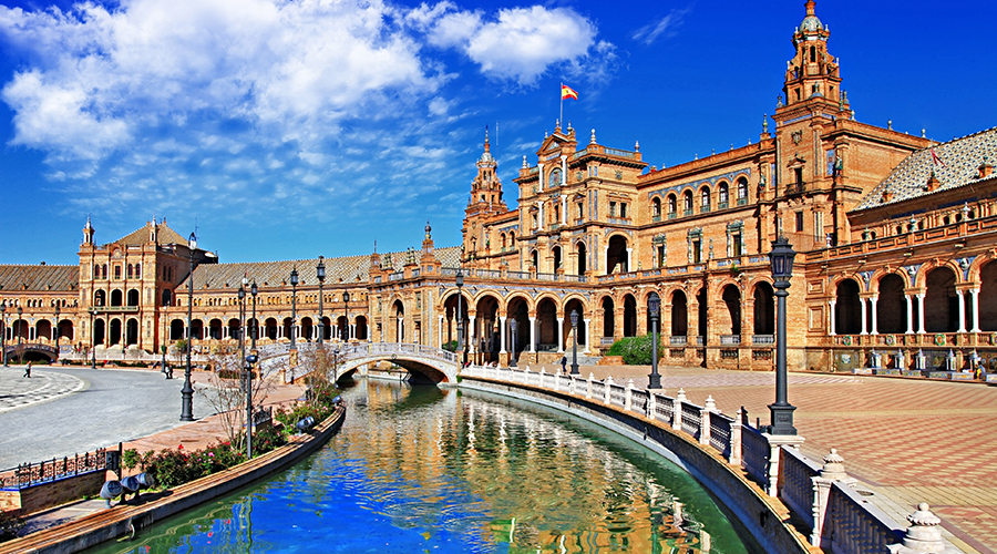 Seville 3 Night City Break