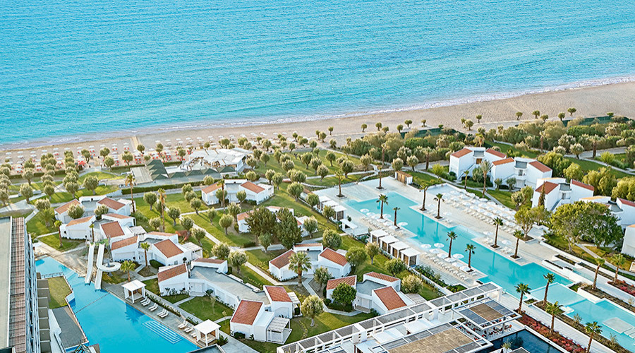 Rhodes - 4* All Inclusive Break with added value