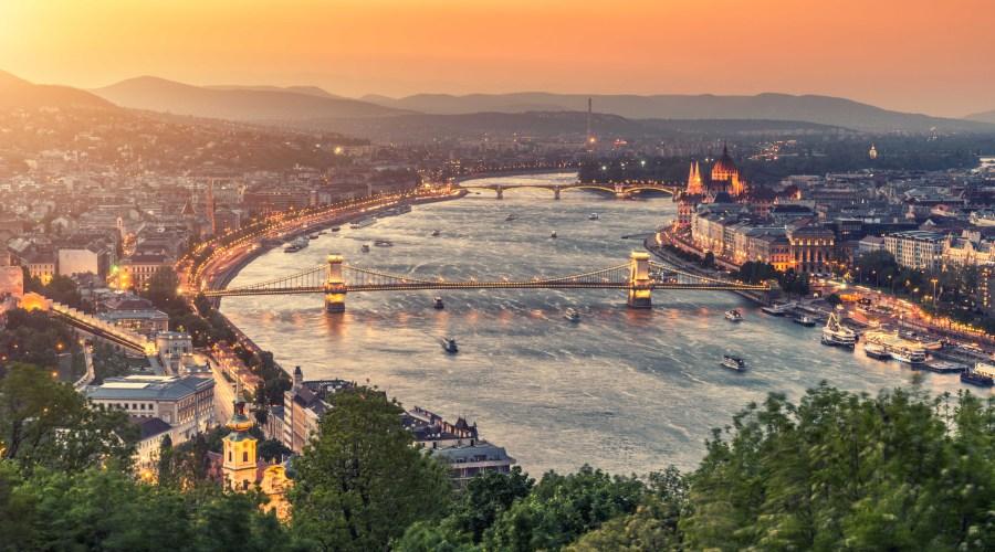 Budapest - 3 Night 3* Getaway