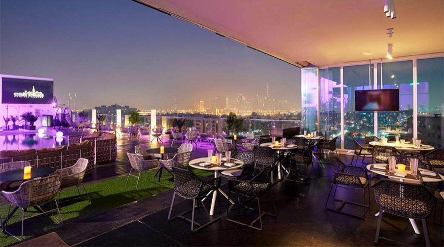 The Canvas Hotel Dubai