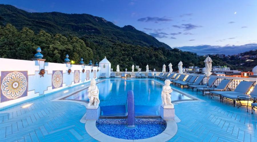 Relais & Chateaux, Terme Manzi Hotel
