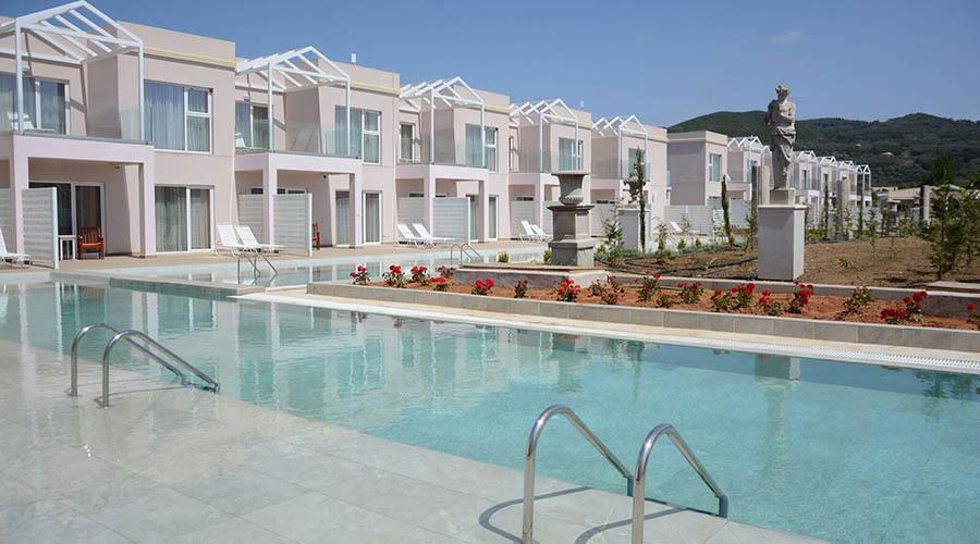 Five-Star Kairaba Sandy Villas, Corfu