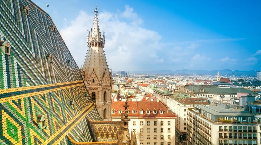 Four-star Vienna & Bratislava Twin Centre
