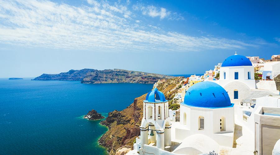 Four-Star Santorini & Mykonos Twin Centre