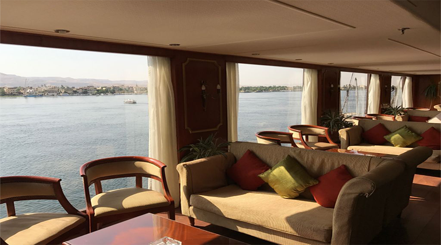 Deluxe 5* Dolphin Nile Cruise & Five- Star AI Stay