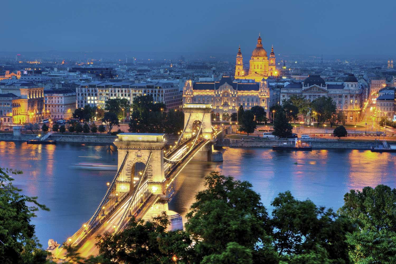 Four-Star Budapest Break