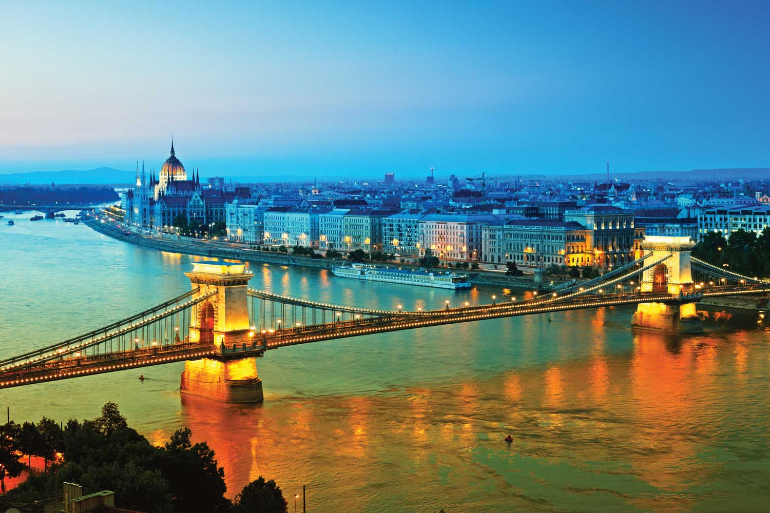 Four Star Golden Park, Budapest-from £109 pp