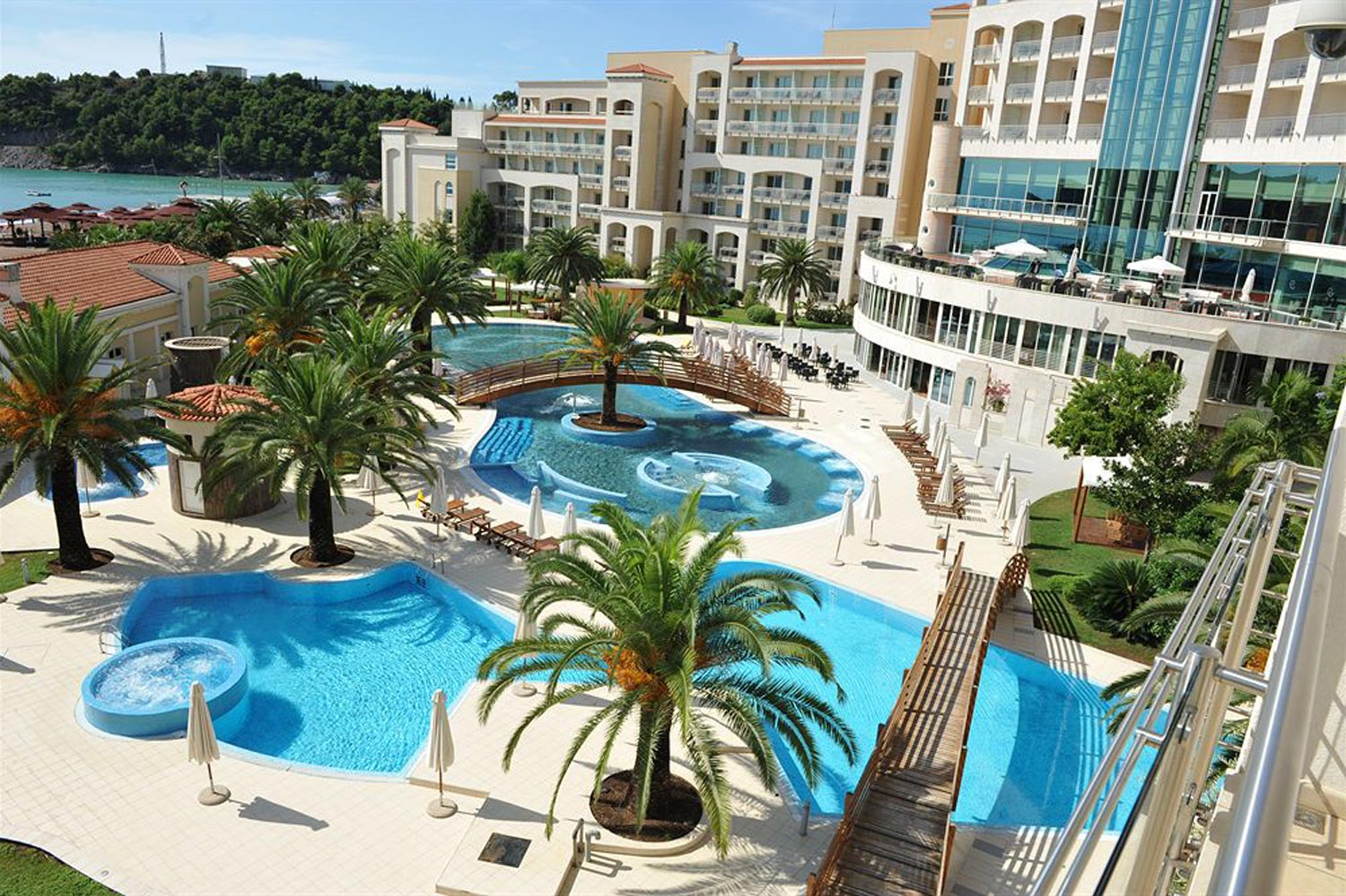 Hotel Splendid Conference and Spa Resort, Croatia-from £229 pp