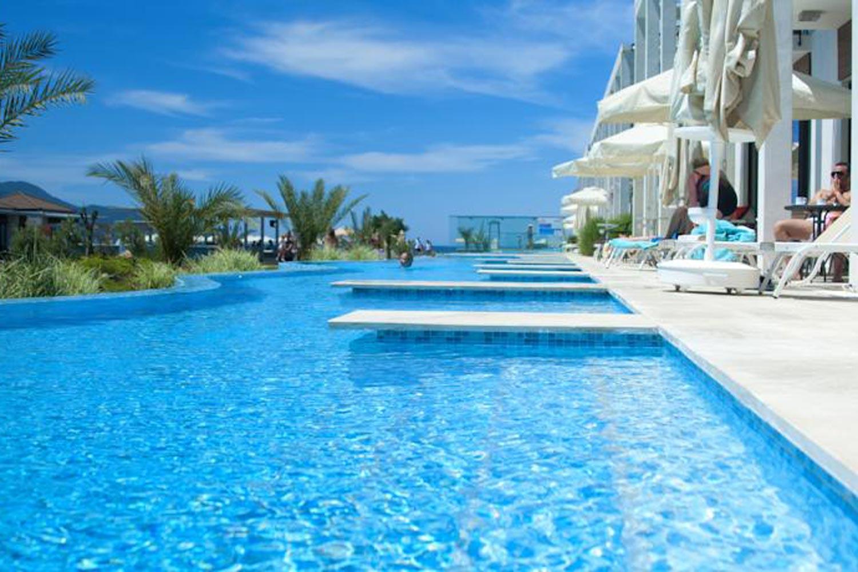 Luxury Five-star Jiva Beach Resort, Turkey