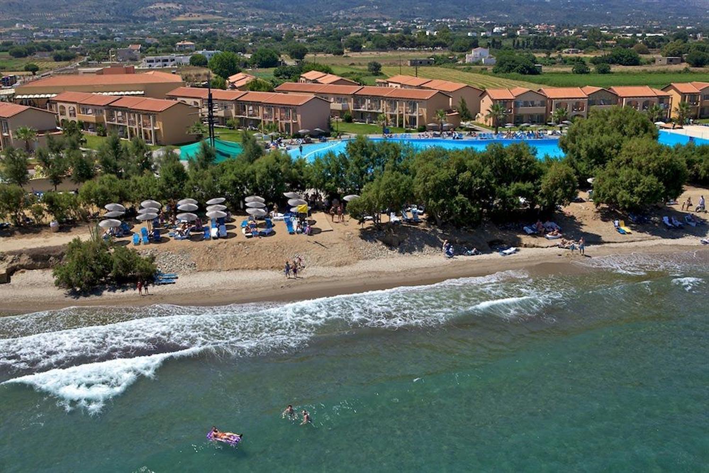 Four-star Labranda Aquapark Resort, Kos