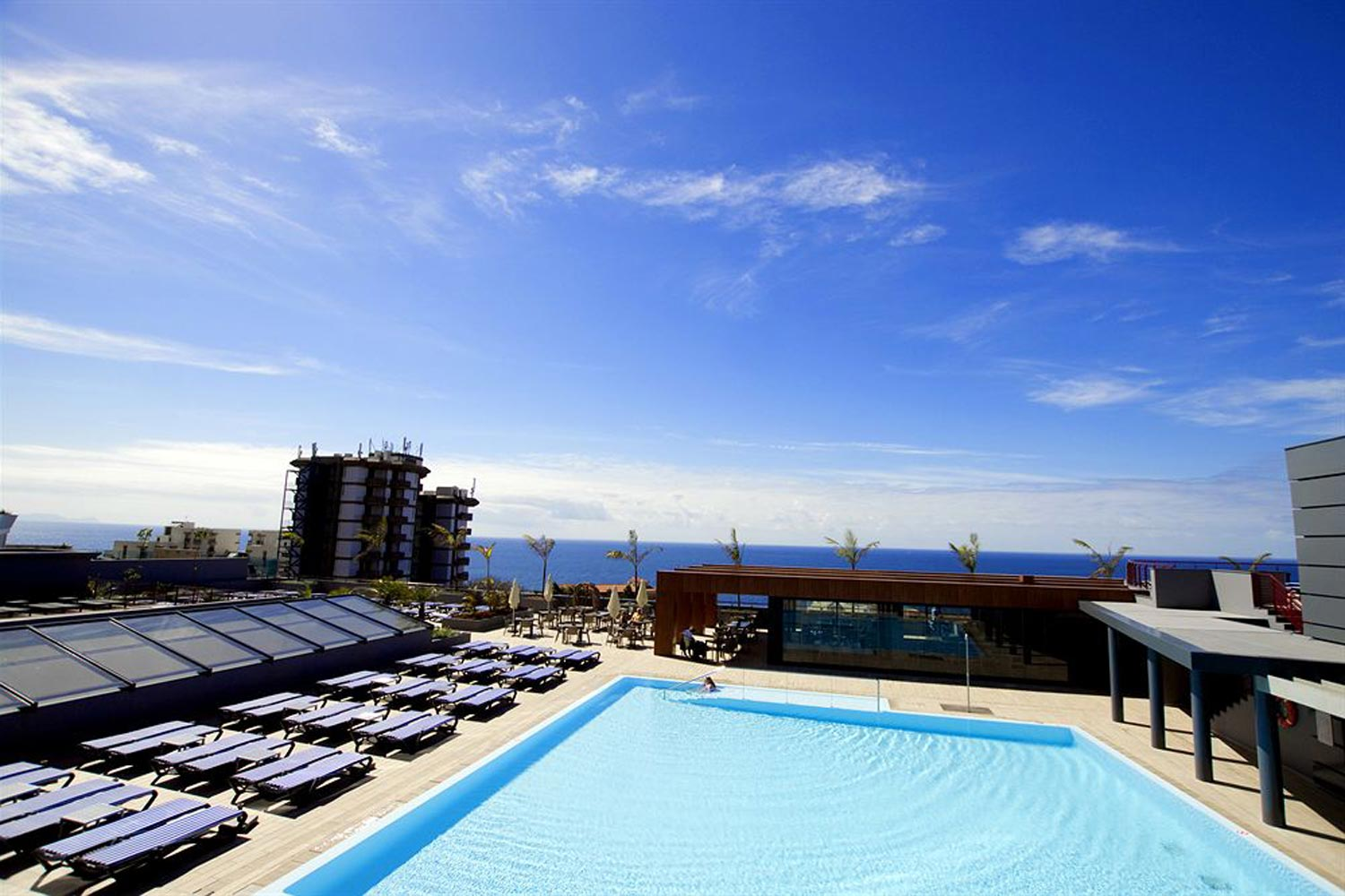 Four-star Four Views Monumental Lido, Madeira-from £329 pp
