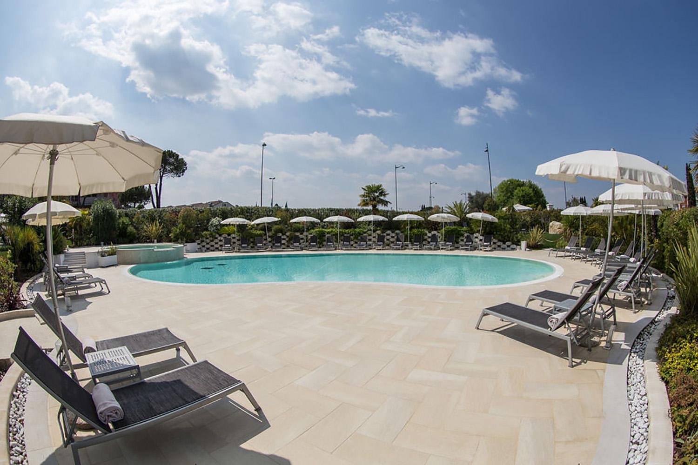 Palace Hotel Desenzano, Lake Garda