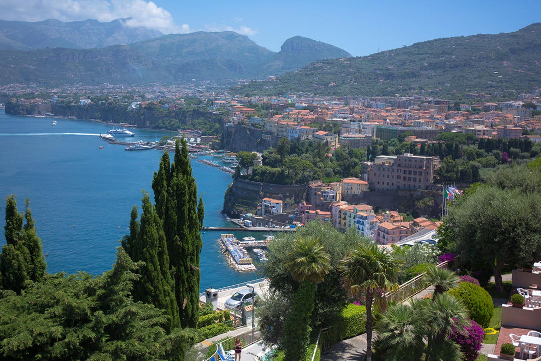 The Amalfi Coast