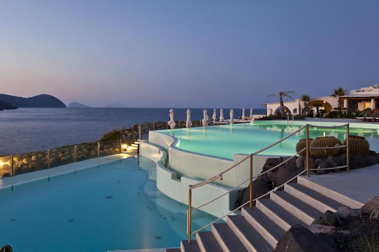 Five Star Therasia Resort Sea & Spa, Vulcano- HOTEL NOT SHOWING ON LIVE SEARCH