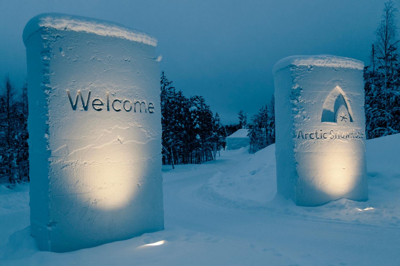 Glass Igloo & SnowHotel Arctic Adventure