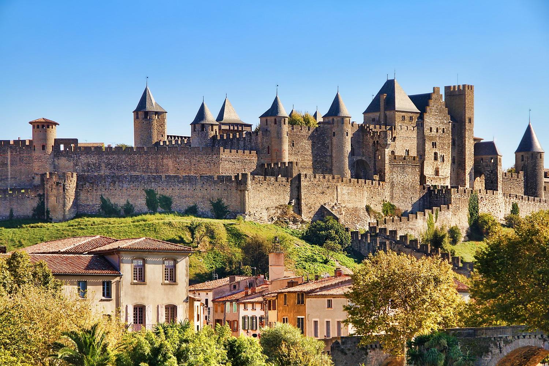 Four-Star Best Western Hotel Le Donjon, Carcassonne