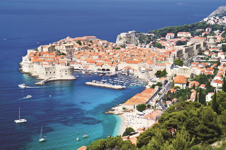 Four-Star Hotel Kompas, Dubrovnik