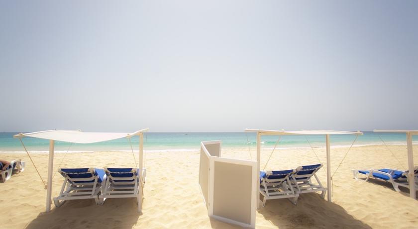 Four-Star Dunas De Sal Hotel, Santa Maria, Cape Verde