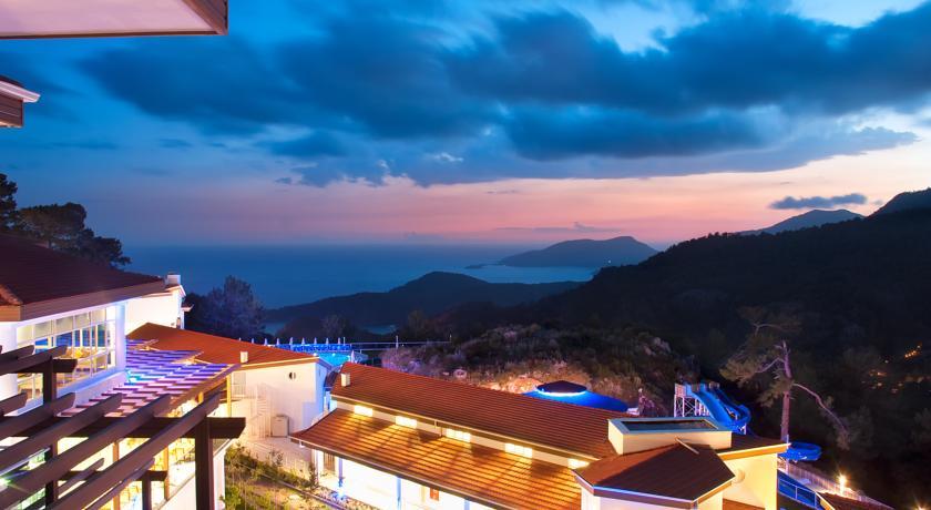 Five-Star Garcia Resort & Spa, Olu Deniz