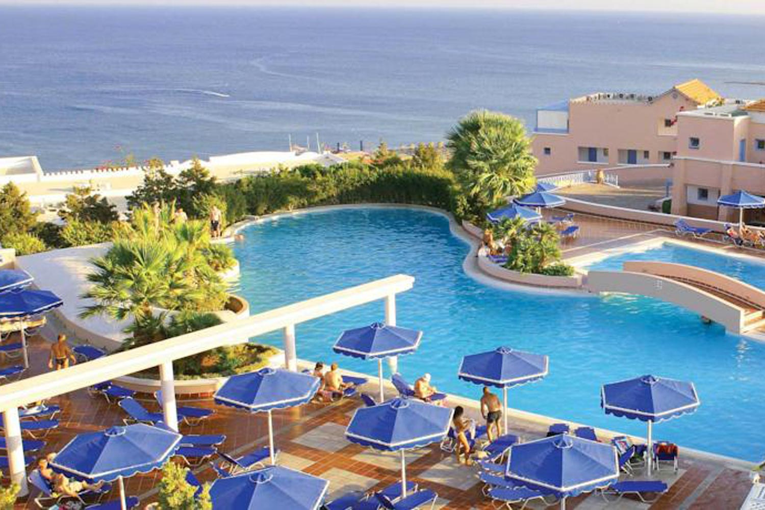 Mitsis Rodos Village Beach Hotel, Rhodes-from £359 pp