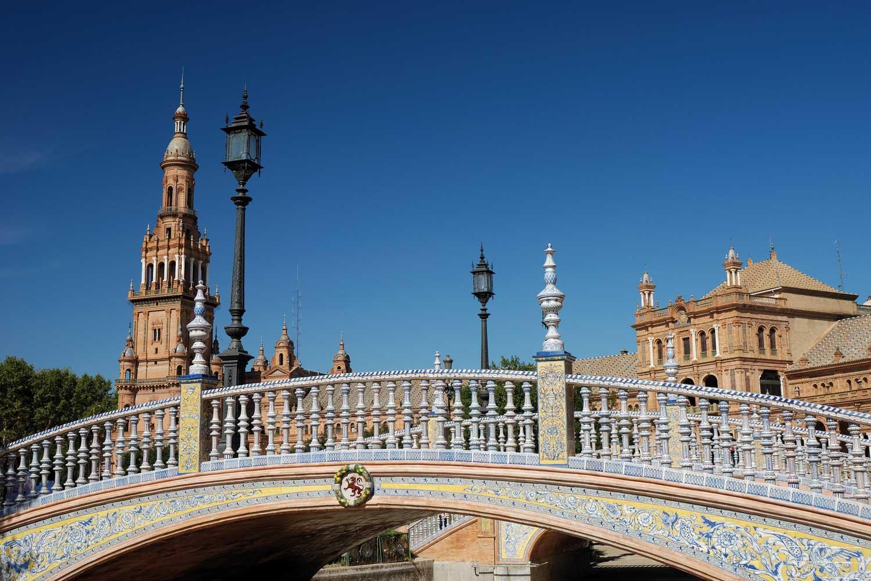 Five Star Gran Melia Colon, Seville-from £249 pp
