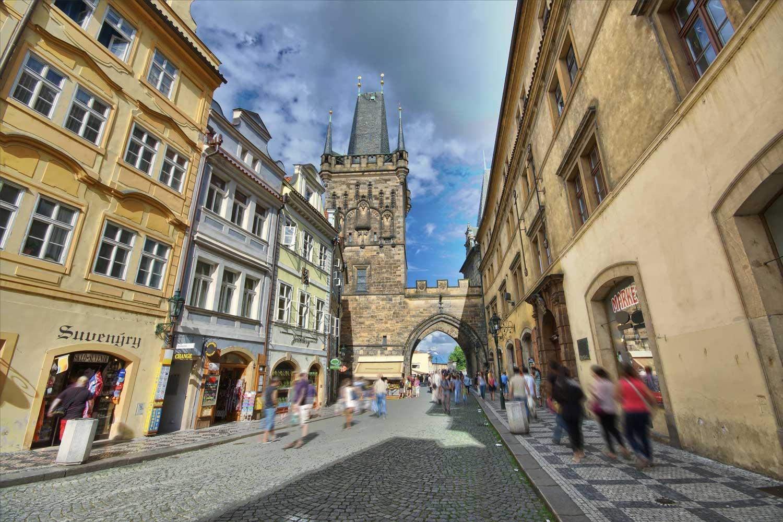 Five Star Mamaison Hotel Riverside Prague-from £209 pp