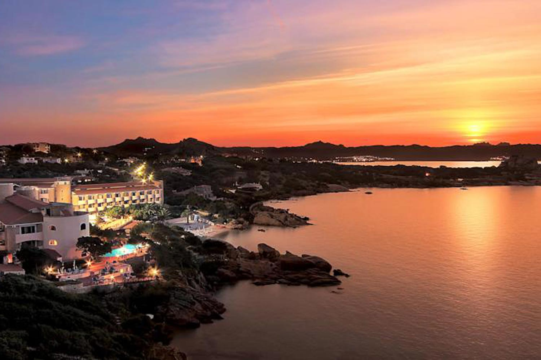 Grand Hotel Smeraldo Beach, Sardinia