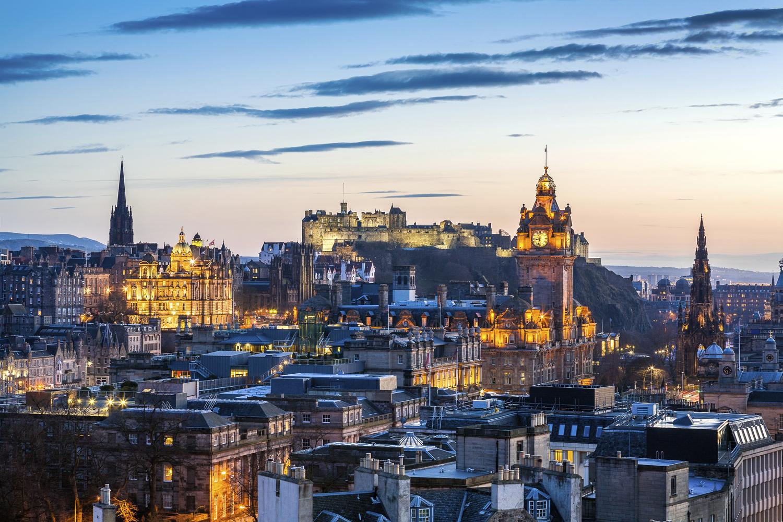 Hilton Edinburgh City Break-from £99 pp